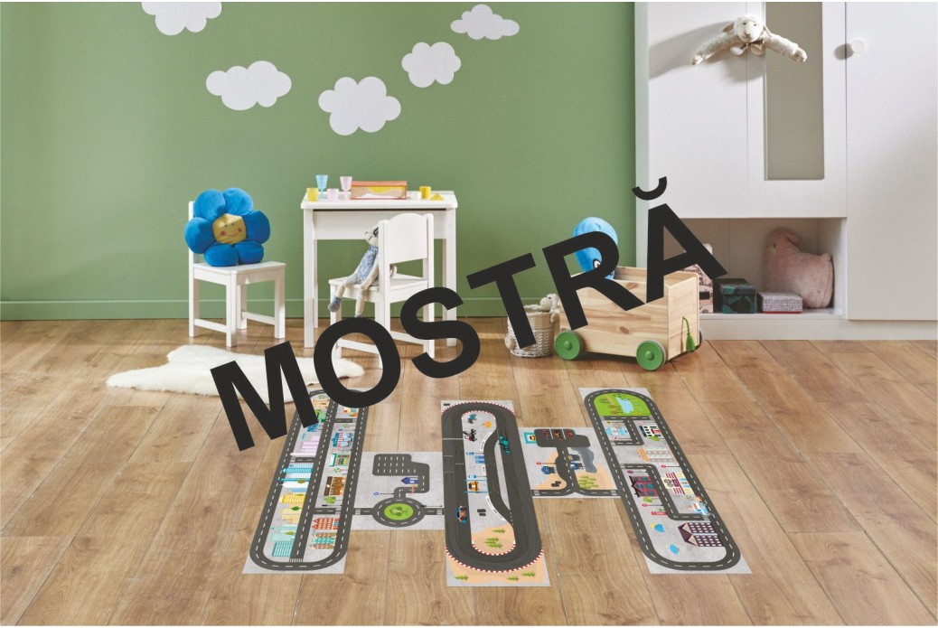 Mostra Play Street Race Track